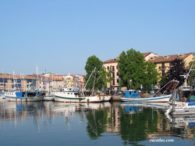 Click to download the Grado, an Antique City on the Lagoon, not far from Aquileia