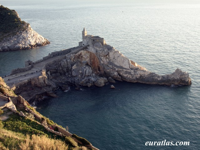 Click to download the The Church of St. Peter, Porto Venere