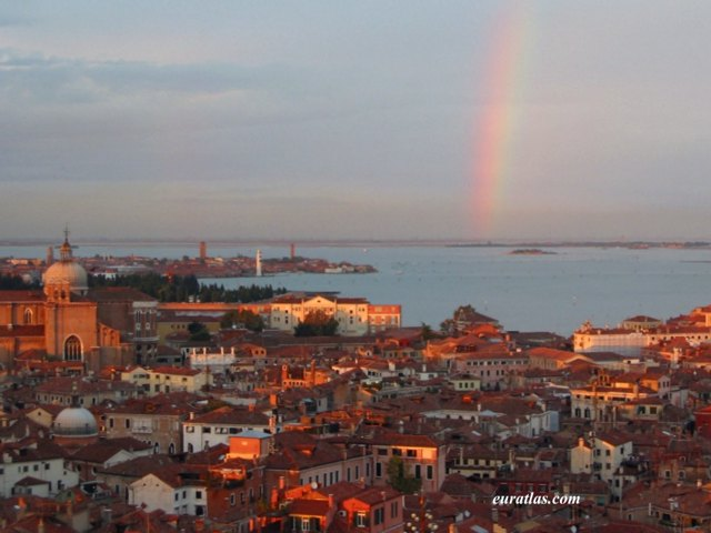 Click to download the A Rainbow on Venice