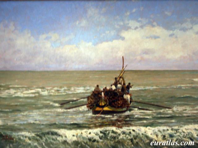 Click to download the Aveiro Boat by Tomas de Melo