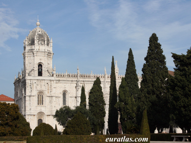 Click to download the The Hieronymites Monastery, Belém