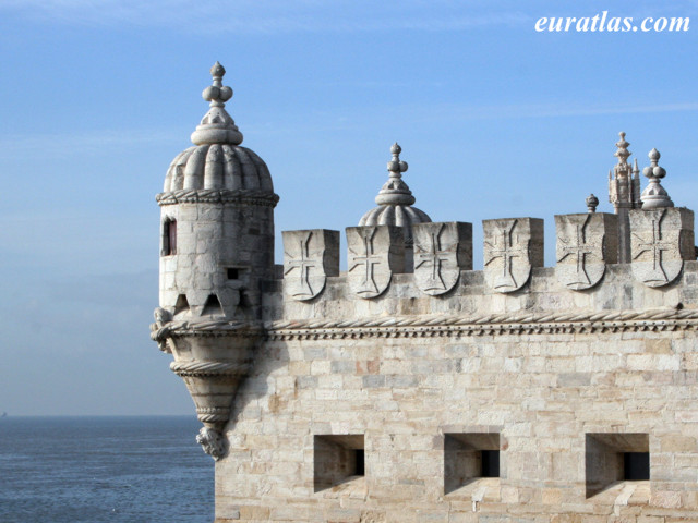 Click to download the Bartizan of the Belém Tower
