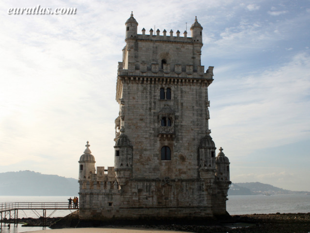 Click to download the The Belém Tower at Noon