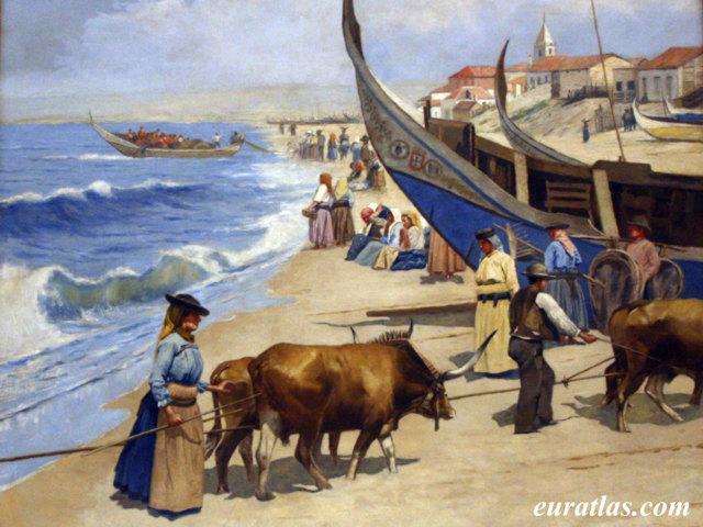Cliquez ici pour télécharger Espinho Beach by