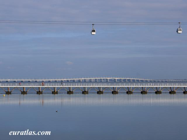 Click to download the The Vasco da Gama Bridge