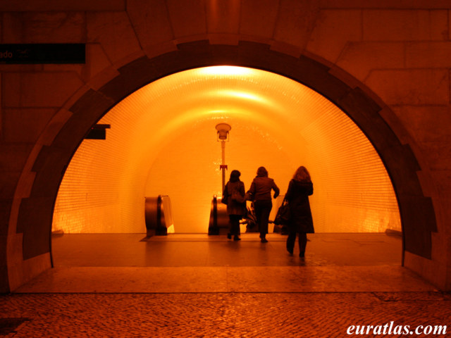 Click to download the The Lisbon Metro