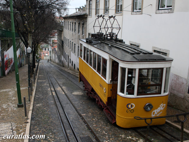 Click to download the Elevador da Gloria, a Funicular of Lisbon