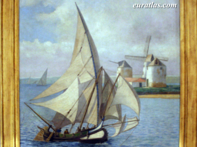 Click to download the Muleta, a Fishermen's Boat of Seixal