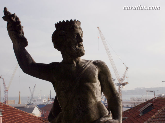 Click to download the Neptune, God of the Sea