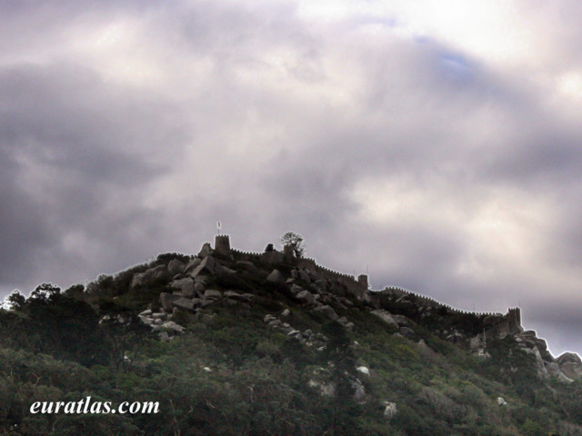 Click to download the Castle of the Moors, 10th Century, Sintra