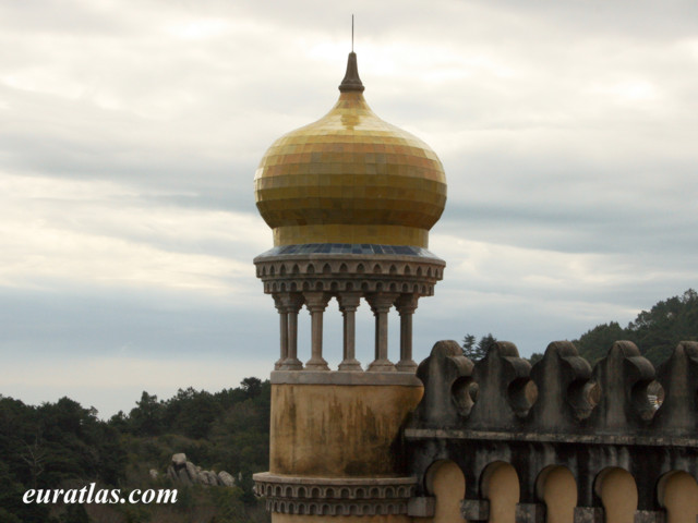 Click to download the Pena National Palace Onion Dome