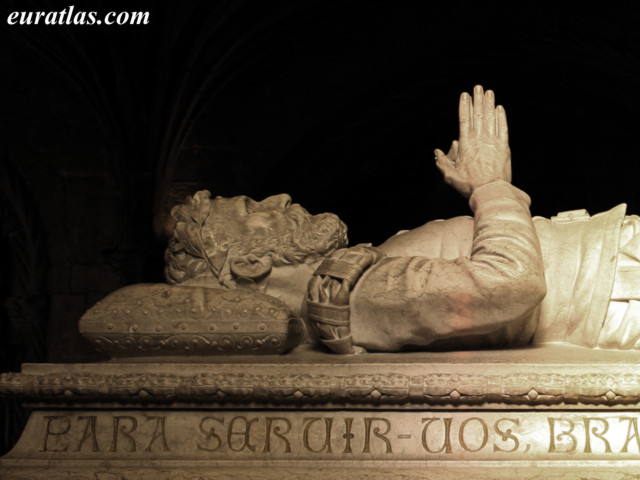 Click to download the Tomb of Vasco da Gama