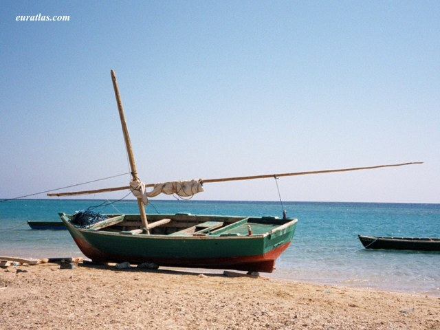 Click to download the Fishing Boat at Marsa-Alam