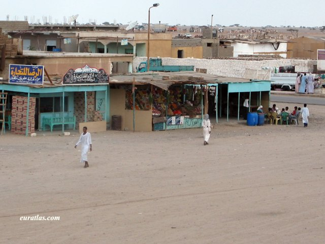Click to download the Shalateen, Near the Sudanese Border