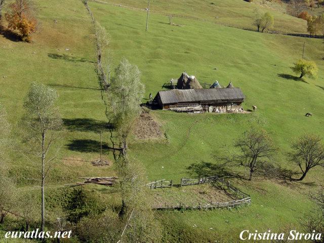 Click to download the Farmhouse in Dimbovicioara, Piatra Craiului Mountains