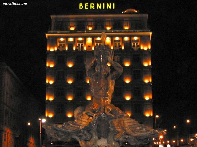 Click to download the The Triton Fountain by Giovanni Lorenzo Bernini, 1643