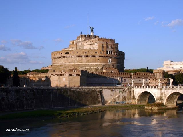 Cliquez ici pour télécharger The Castel Sant'Angelo