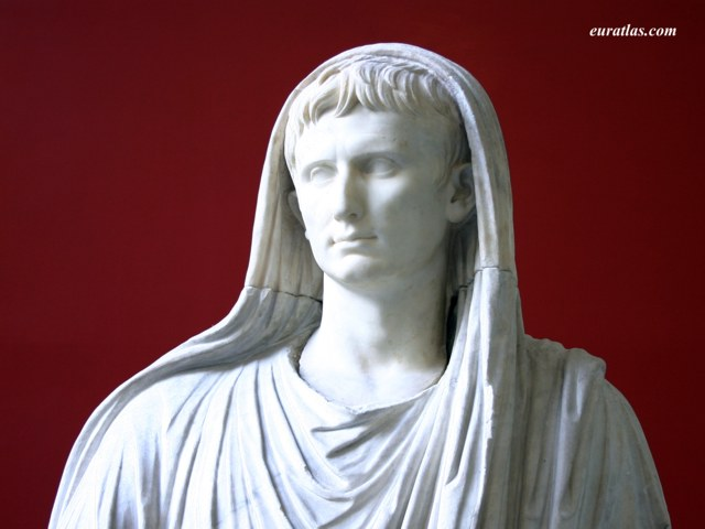 Click to download the Emperor Augustus Pontifex, Palazzo Massimo alle Terme