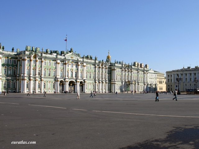 Click to download the Saint Petersburg, the State Hermitage Museum
