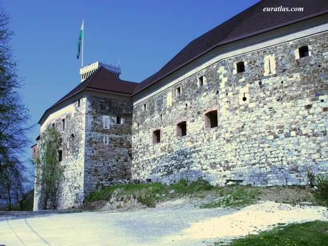 Click to download the Ljubljana Castle