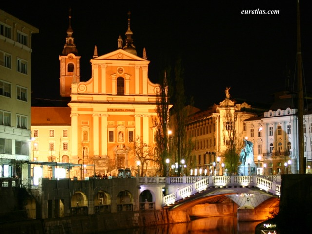 Click to download the Ljubljana, the Franciscan Church of the Annunciation