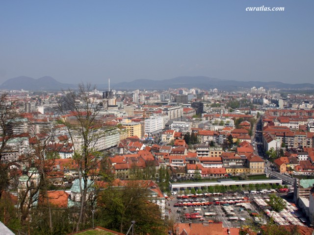 Click to download the Panorama of Ljubljana