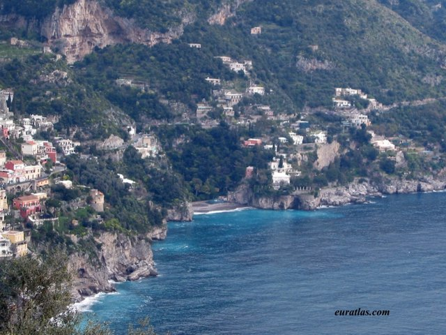 Click to download the Positano, on the Gulf of Salerno