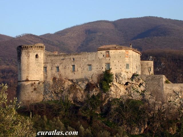 Cliquez ici pour télécharger the Castle of Prata Sannita