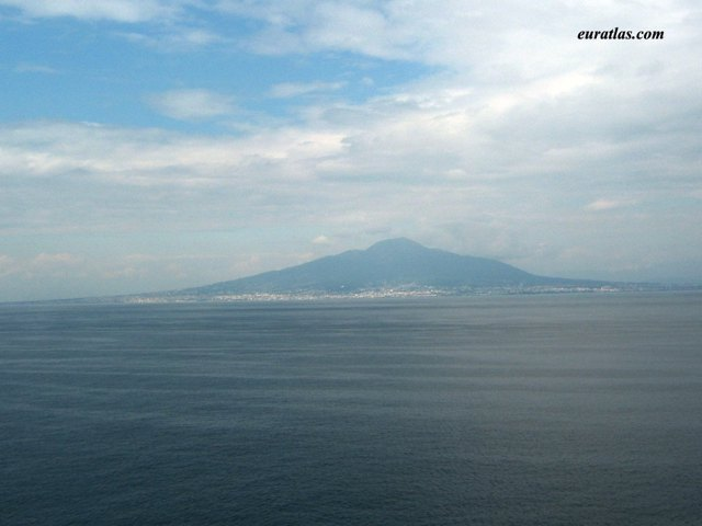 Click to download the The Vesuvius from Sorrento