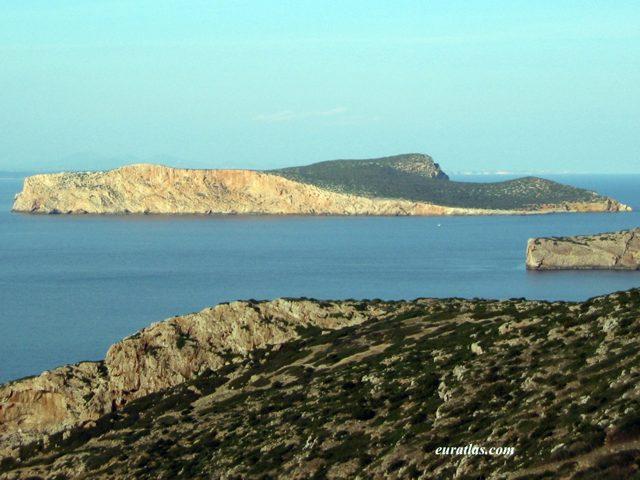 Click to download the Cabrera, the Rabbit Island or Illa dels Conils