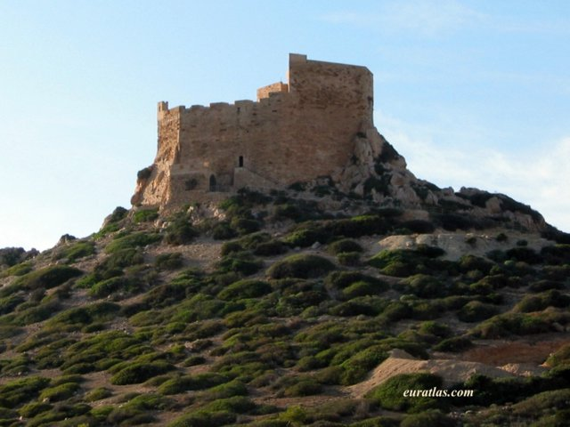 Click to download the Island of Cabrera, the Fortress