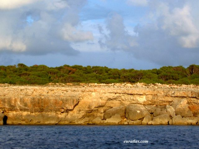 Click to download the The Coast of Minorca