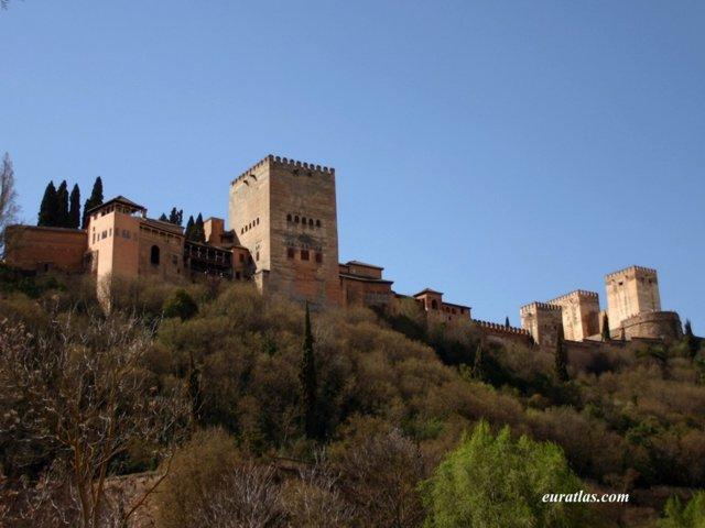 Click to download the Granada, the Alhambra