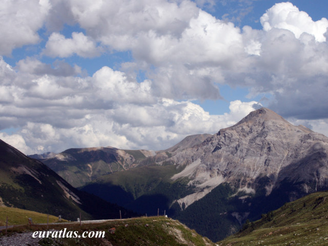 Click to download the Piz Vadret, Albula Range