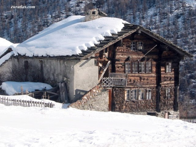 Click to download the A Chalet in Saas-Fee