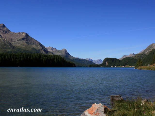 Click to download the Lake Sils, Upper Engadin