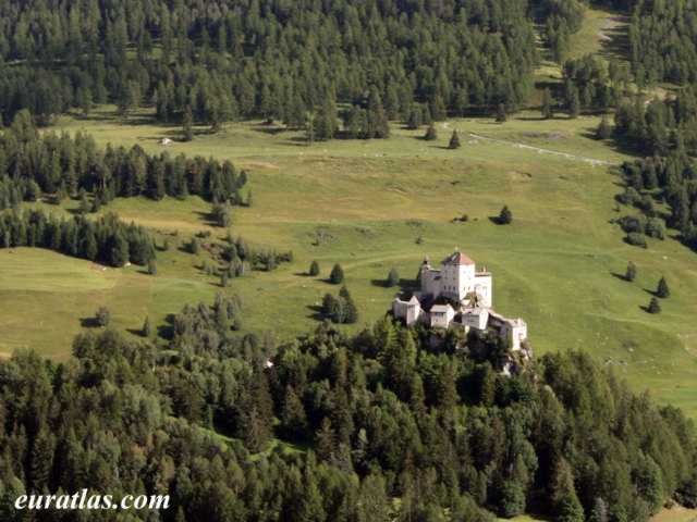 Click to download the The Tarasp Castle, Lower Engadin