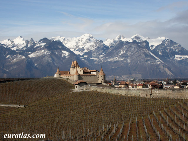 Click to download the Castle of Aigle