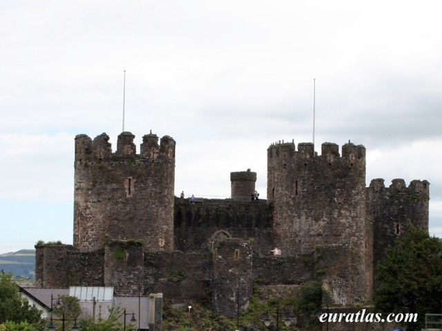 Click to download the Conwy Castle
