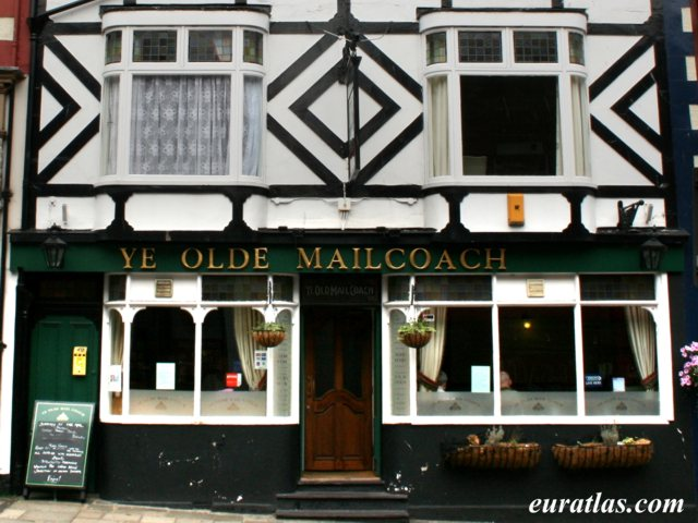 Cliquez ici pour télécharger Ye Old Mailcoach, Conwy