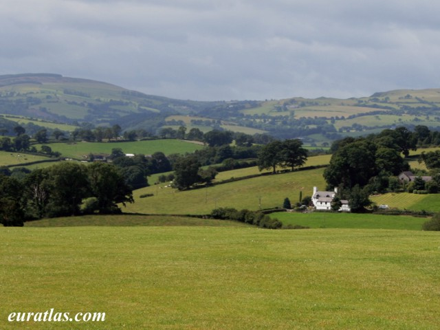 Click to download the Denbighshire Landscape