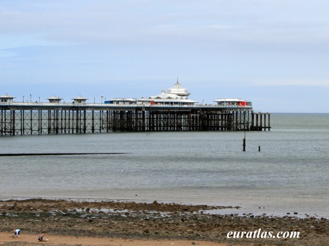 Click to download the The Llandudno Pier