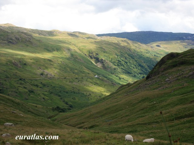 Click to download the The Gwynant Valley