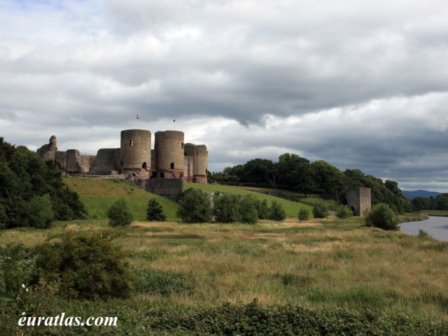 Click to download the Rhuddlan Castle, Denbighshire