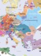 Detailed Map of Europe 1400