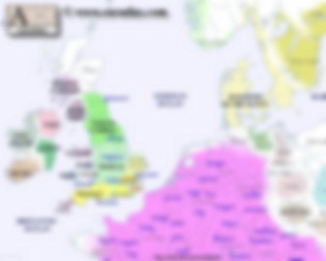 Europe Northwest 800