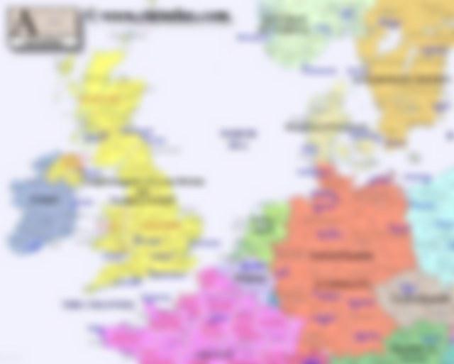 Europe Northwest 2000