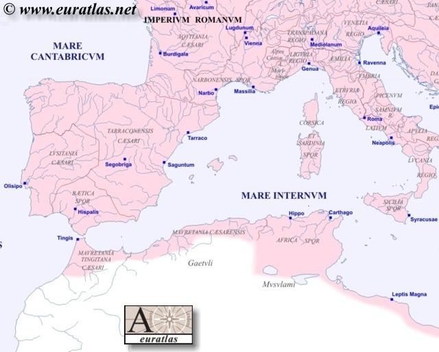 Europe Southwest 100