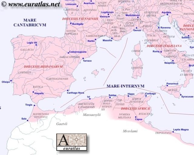 Europe Southwest 300