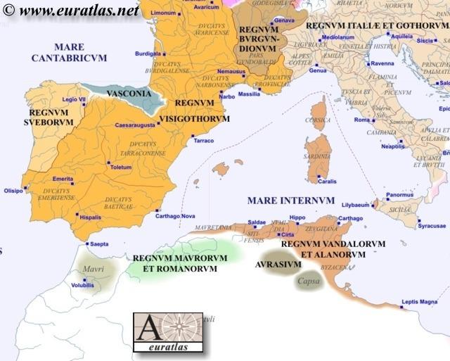 Europe Southwest 500